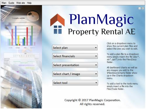 Property Rental Business Plan