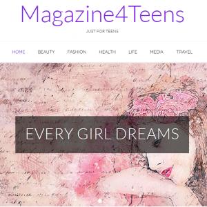 magazine 4 teens