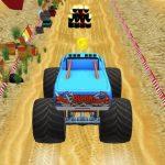 Monster Truck Stunt