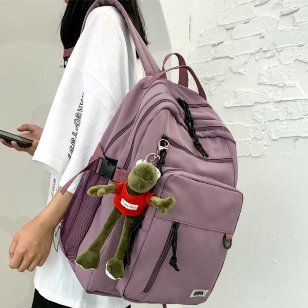 teen nylon backpack